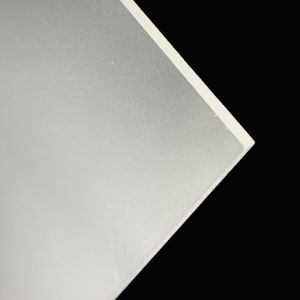 """1/4"""" Clear Frosted Acrylic Cut-to-Size"""
