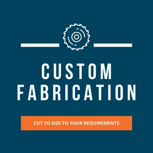 Custom Fabrication Plastic Sheets
